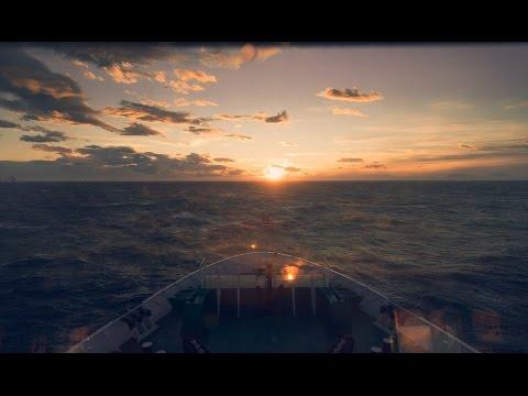 You wont believe this ANTARCTICA sunrise!
