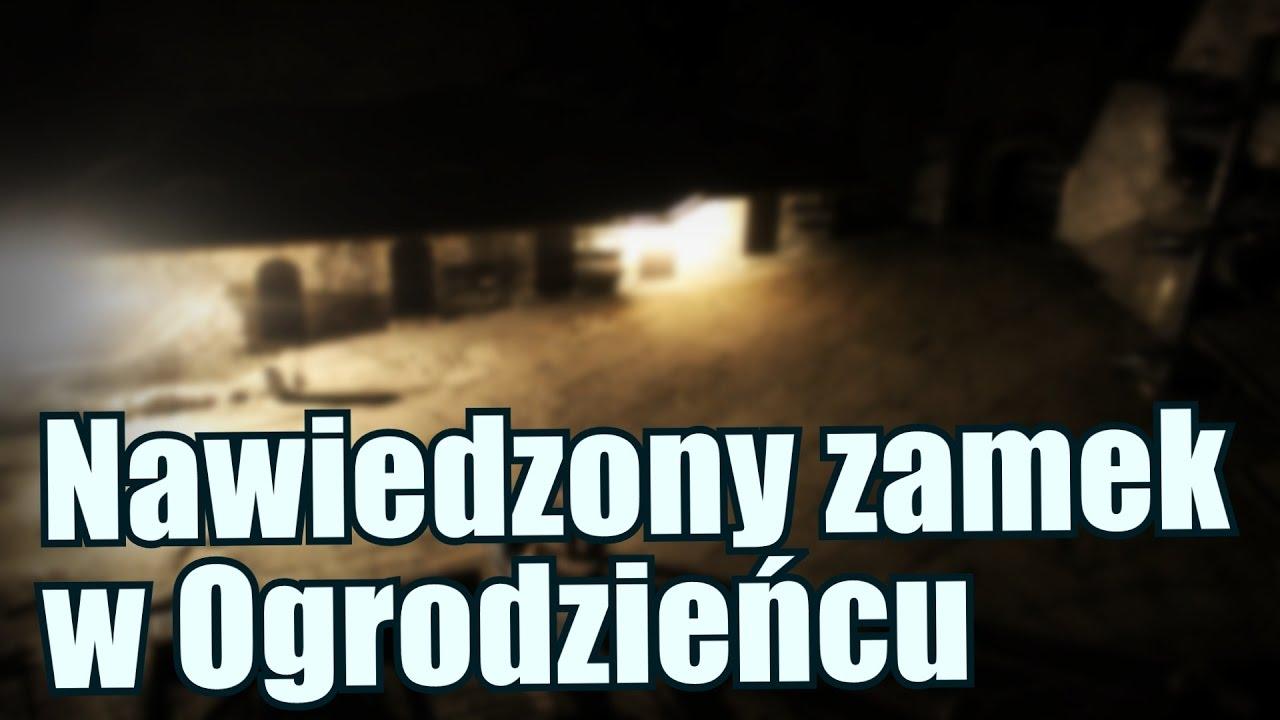 Noc w nawiedzonym zamku w Ogrodzieńcu