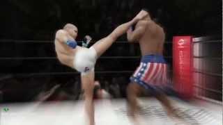 UFC Undisputed 3 - Gameplay [HD]