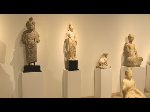 Sui to Tang's Chinese Buddhist sculptures
