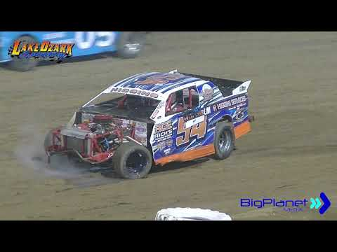 Street Stocks Lake Ozark Speedway 7-13-2019