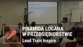 Piramida Logana w przedsiębiorstwie - Mateusz Grzesiak
