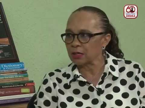 "ANN KIO BRIGGS: ""...We must have justice in Nigeria, and people must be able to develop..."""