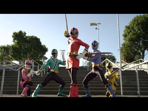 Download Lauren Leads The Samurai Rangers