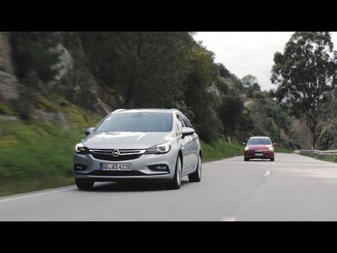 Præsentation af ny Opel Astra Sports Tourer – Årets bil 2016 i Danmark og Europa | Opel Danmark