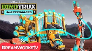 Get Supercharged! | DINOTRUX SUPERCHARGED