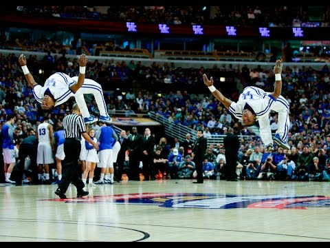 Tumbling Brothers Strive to Win National Championship for UK