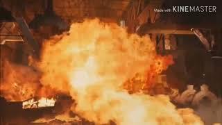 Dino Girl Gauko [A Live Action/CGI Movie] Foxtel Movies Action Intro