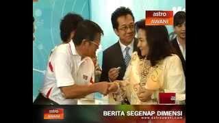 The Asia Sentinel dituntut beri penjelasan - Rosmah Mansor