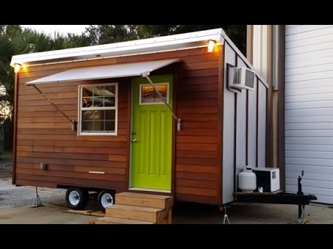 128 Sq Ft Honeymoon Tiny House For Sale Youtube