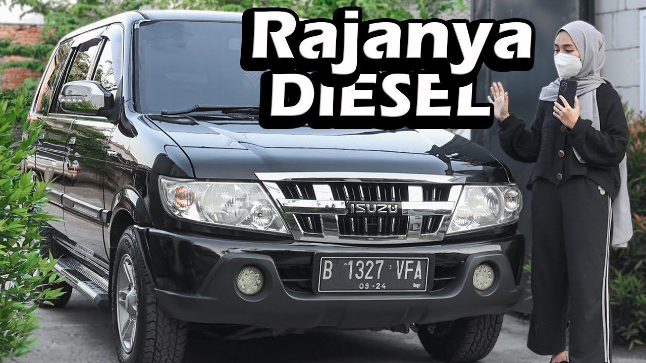 DIJUAL ISUZU PANTHER LS TURBO MANUAL PAKAIAN PRIBADI+ PAJAK BARU DI BAYAR, LANGSUNG PAKAI !!!!