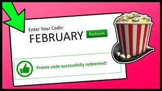 *NEW* MARCH ROBLOX PROMO CODE IN 2019| ROBLOX PROMO CODE (Working March 2019)