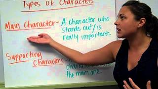 Literary Elements- Characters