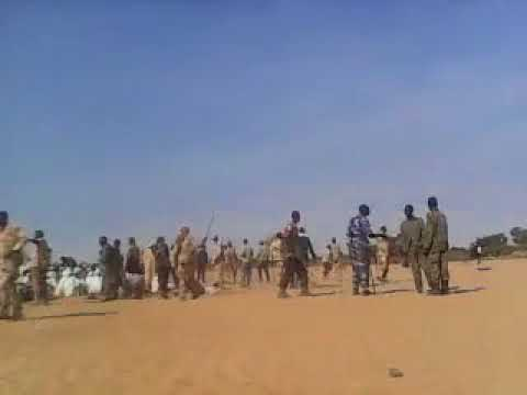 Sudanese government forces beat inhabitants of Artala village in Central Darfur