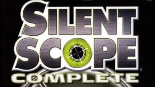 Xbox -Silent Scope Complete