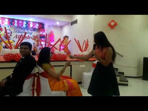 Couple Games Anniversary Birthday Party Sangeet