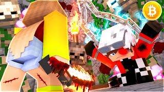 МЕНЯ УБИЛИ КОНЕЦ КРИПТОГОРОДА МНЕ КОНЕЦ.... Minecraft