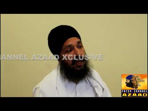 Bhai Kamljit Singh Vanchiri Full Interview