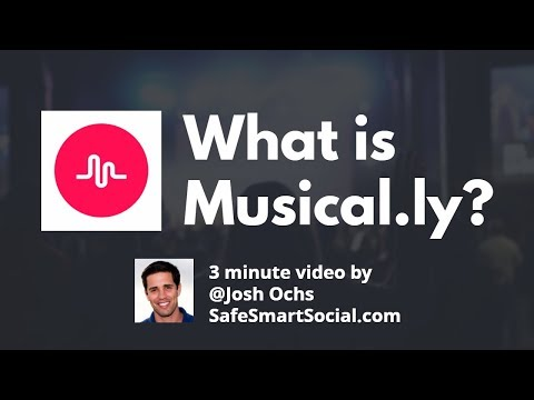 Musical.ly Parent App Guide