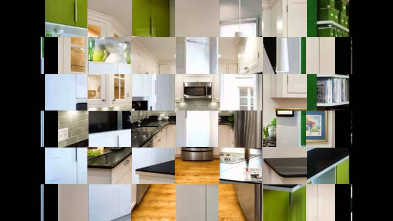 best kitchen design ideas for small spaces 2014 - youtube