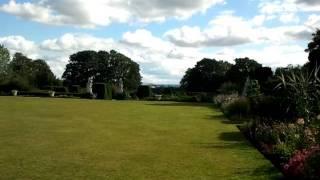 Renishaw Hall  Chesterfield Derbyshire uk