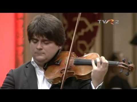 SIBELIUS Violin concerto - Finale | Fedor Rudin