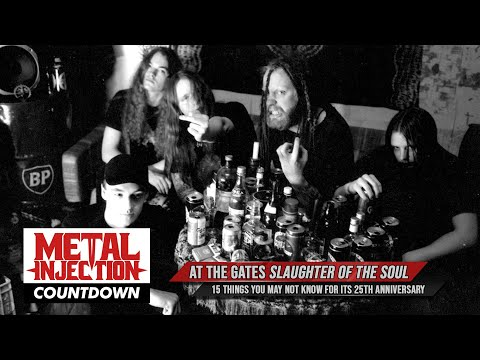 15 Things About AT THE GATES Slaughter Of The Soul You May Not Know | Metal Injection