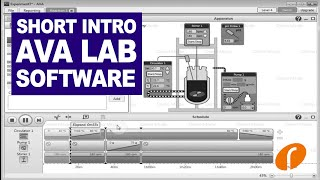 AVA Lab Control Software - Quick Introduction