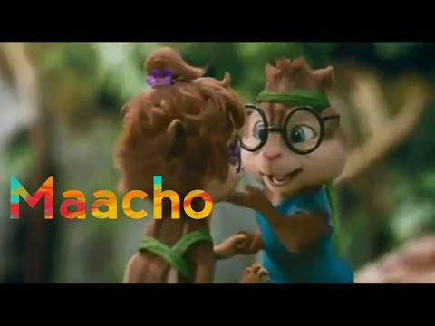Maacho Mersal Chipmunk version (#fanmade)