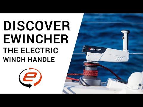 Electric Winch Handle Ewincher