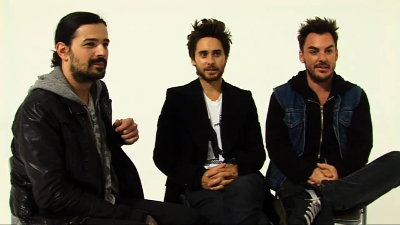 30 Seconds To Mars/Jared Leto - full interview, This Is ... Claire Danes Facebook