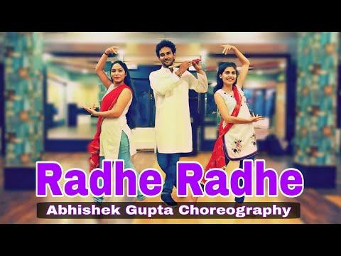 Radhe Radhe - Dream Girl | Dance Video | Ayushmann Khurrana, Nushrat | Abhishek Gupta Choreography