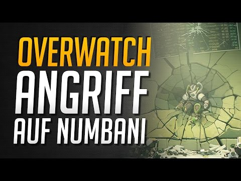 ANGRIFF AUF NUMBANI | Efi vor Ort | Private Videos auf OverwatchFR ★ Overwatch Deutsch