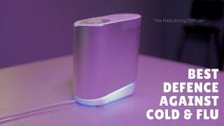 University Testing Confirms the Best Defence Against Cold & Flu - The Nebulizing Diffuser