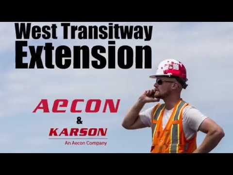 Aecon & Karson Group Moodie Post Tension Bridge - Ottawa