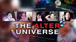 THE ALTER UNIVERSE (EXCLUSIVE INTERVIEWS WITH YOUR FAVORITE ALTERS) | BECKY NIGHTS
