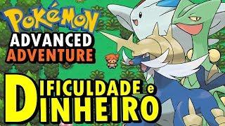 Pokemon Advanced Adventure (Detonado - Parte 10) - Dificuldade e Dinheiro!