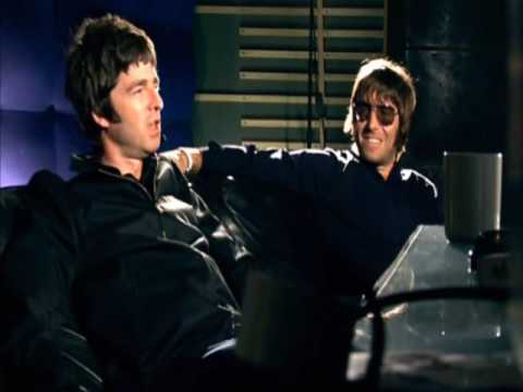 Oasis - Noel & Liam about Morning Glory