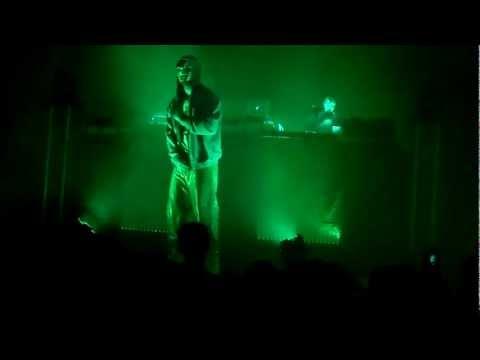 Marsimoto - Grüner Samt live 22.03.2012 Köln