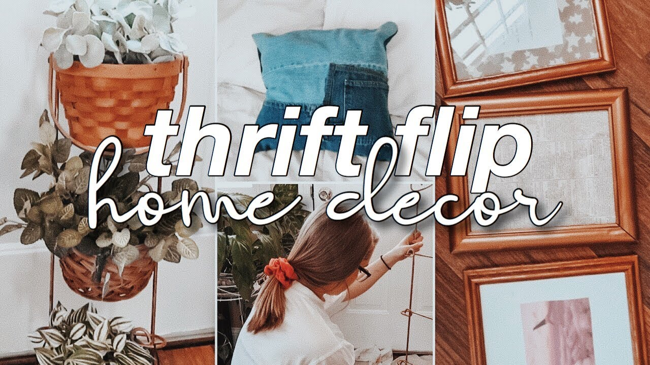 [VIDEO] - THRIFT FLIP 3 | home decor edition ツ 5