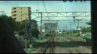 常磐線 佐貫→ひたち野うしく Joban Line