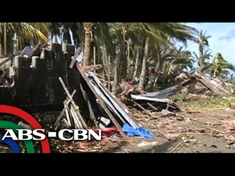 TV Patrol: N. Samar, Calbayog nagdeklara ng state of calamity