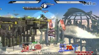 Master Tournament 3era Batalla: CO Chota (Little Mac) vs. Henry K. (R.O.B.)