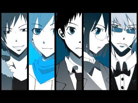 Steppin' Out FULL SUB HQ (Durarara!!x2 Ketsu Opening) by FLOW