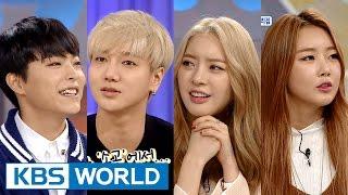 Hello Counselor - Yesung, Ayoung, Subin & Park Sihwan (2016.01.25)