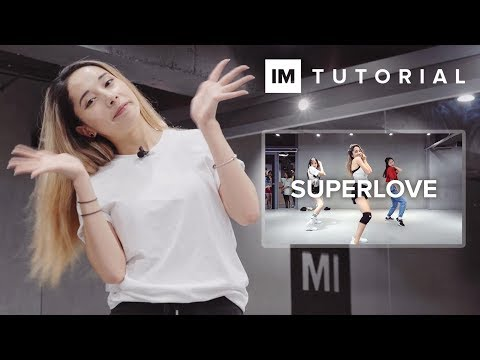 Superlove - Tinashe / 1MILLION Tutorial
