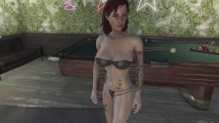 Fallout 4 Taffington Strip Club