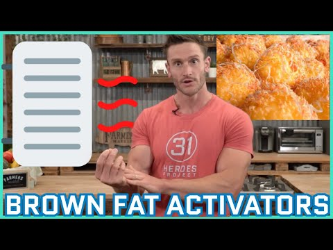 3 Foods That Increase Body Heat & Activate Brown Fat