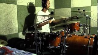Iyyaka - Vierra/Cinta Butuh Waktu  ( Drum Cover )