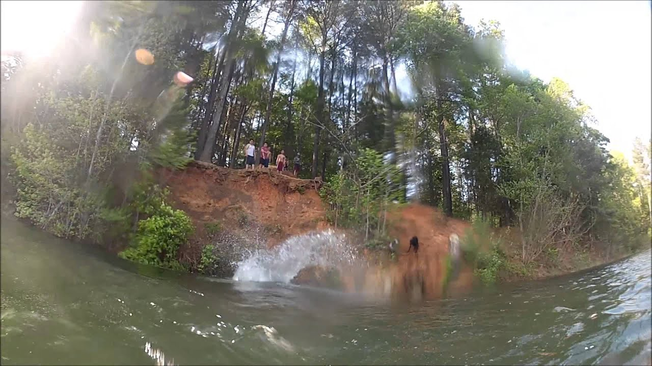 Top 10 Places To Go Cliff Diving In North Carolina